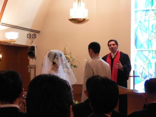 てつや&まり結婚式02