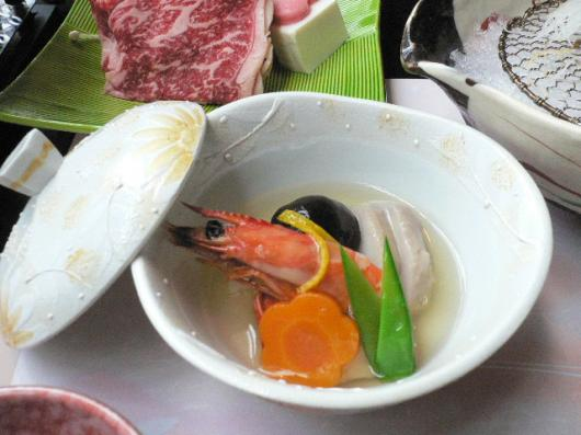 銀座蔵人(炊き合せ)