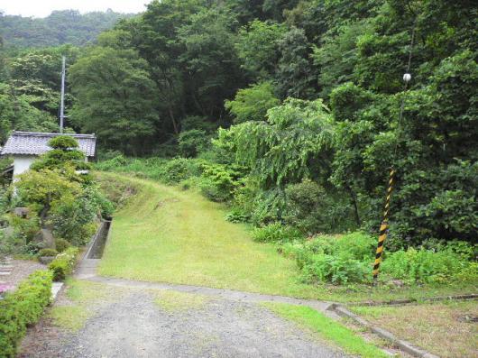 舞鶴(山道)