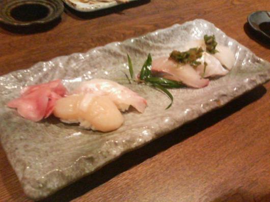 海流(塩・チリ寿司)