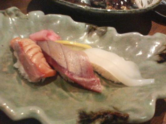 海流(炙り寿司)