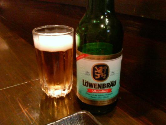 ちょこっと(ノンアルコールビール)