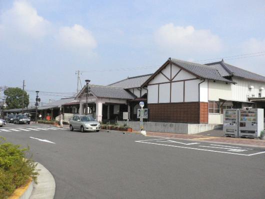 讃岐うどんツアー(18.09.30)善通寺駅