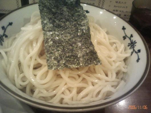 楼蘭(柚子塩つけ麺2)