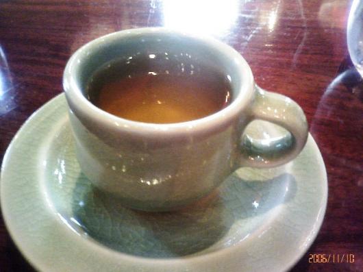 サヌック(蓮のお茶)