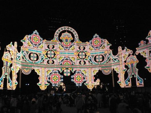 ルミナリエ2006-3