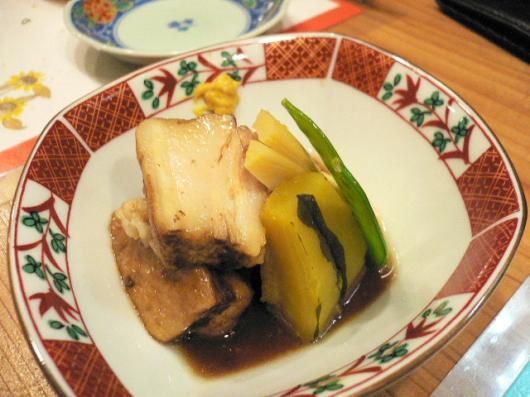 柚の香(豚角煮)