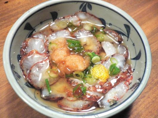あみさき(ナマコ酢)