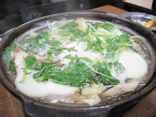 龍力(今日の寄せ鍋)