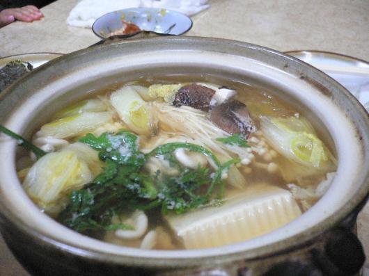 龍力(白子鍋)