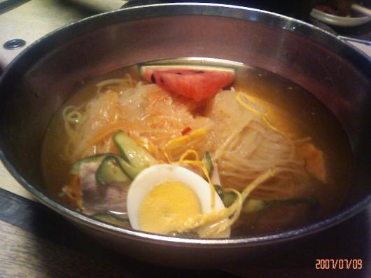 冷麺館(冷麺)