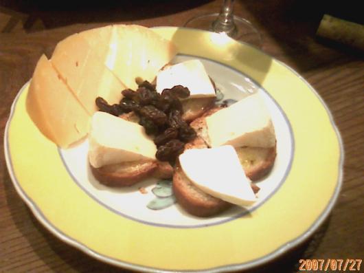 カネサ(チーズ盛)