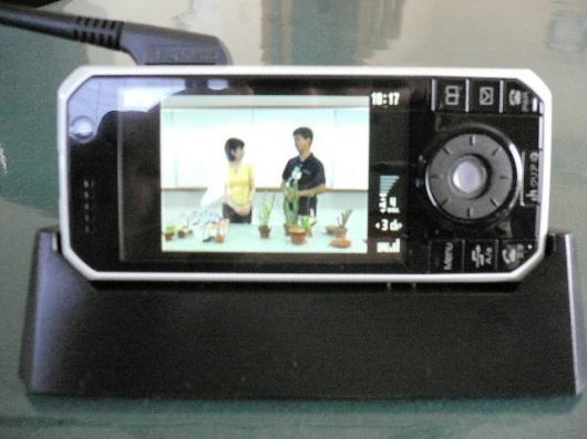 D903iTV(充電器)
