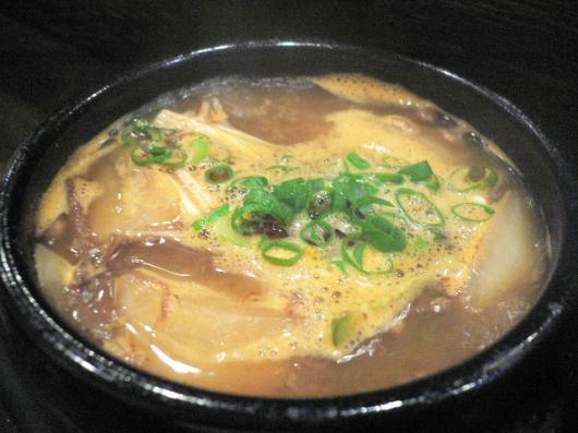 ちょこっと(肉スープ)