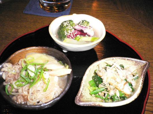 たまゆ(三種盛り)