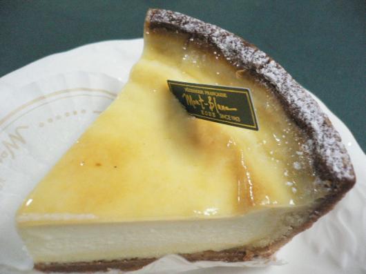 モンブラン(チーズケーキ)