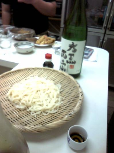原酒店(日の出製麺所のうどん)
