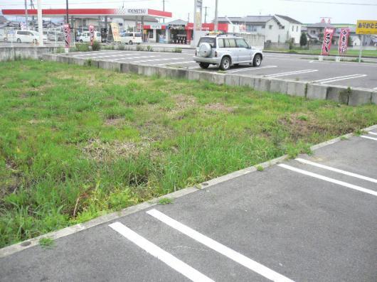 21かずが町市場駐車場