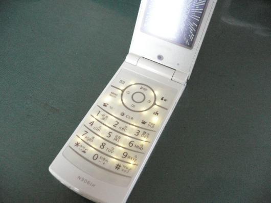N906i(オープン)