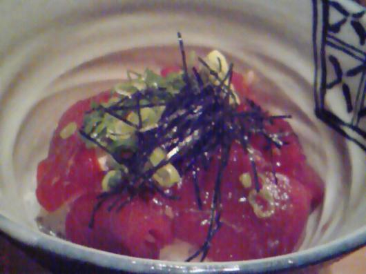 海蔵15(マグロ丼)