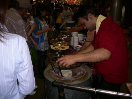 インド料理「プジャ」
