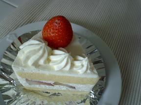 ひなた ショートケーキ