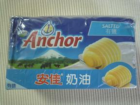 アンカーのバター