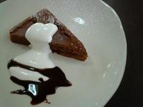 ビーズマフィンチョコレートチーズケーキ