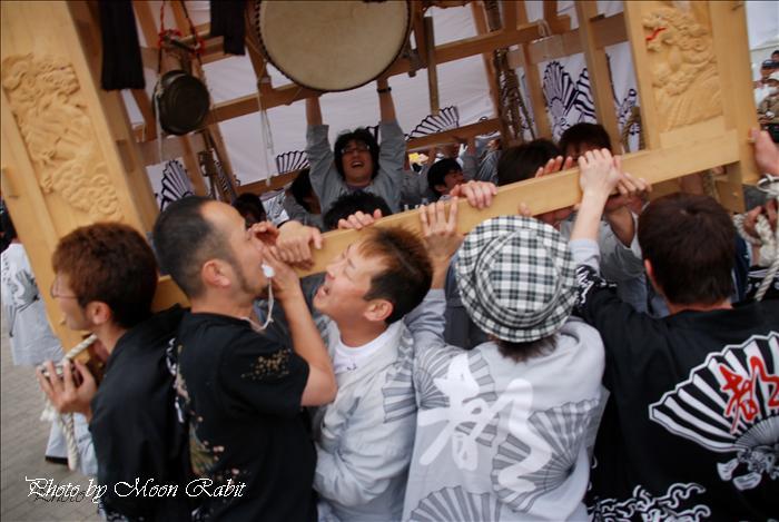 西条市の祭り 四国の祭り2009 in サンポート高松8 都町だんじり(屋台)その2 香川県高松市 2009年5月4日