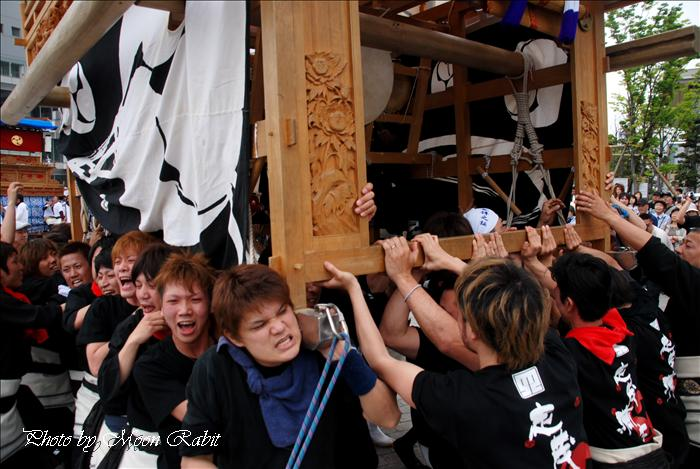 西条市の祭り 四国の祭り2009 in サンポート高松9 氷見下町だんじり(屋台) 石岡神社祭礼その2 香川県高松市 2009年5月4日
