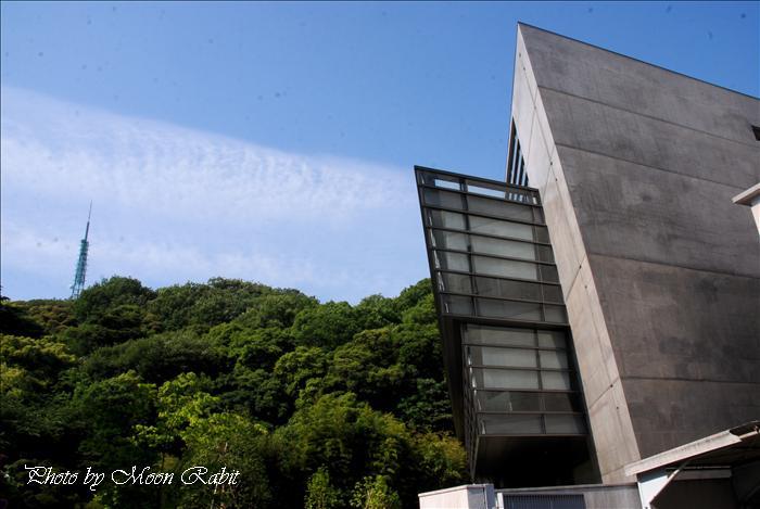 [松山市の名所] 愚陀仏庵(ぐだぶつあん)・萬翠荘(ばんすいそう)・坂の上の雲ミュージアム 松山市一番町 2009年5月13日