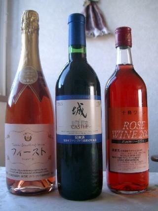 どーせ飲むのは奥さんとtetsuだよ。