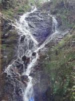 15m多条滝