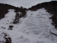 160m氷斜滝