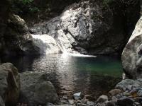 2m滝とR10m釜