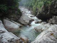 大ハグラ石滝