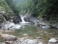 呂滝と大釜