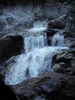 弁天岩滝の一部