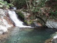 4m滝と釜