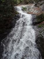 15m二段滝
