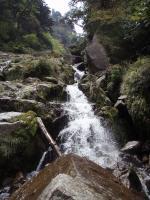 35m二段滝