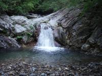 3m滝と釜(2008.5.26)