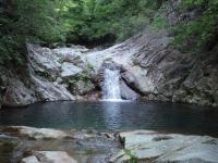 3m滝と釜(2007.5.21)