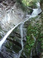 17m二段滝