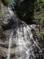18m直スダレ滝