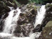 15m二条滝