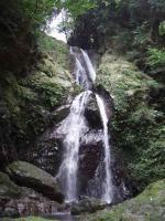 20m二段滝