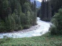 豪快なロブソン川