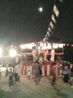 盆踊り大会♪