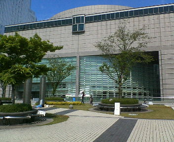 日本屈指の芸術大ホール